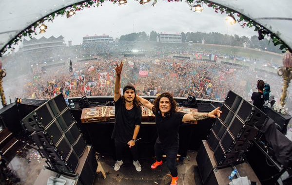 DVBBS Massive Dance Radio