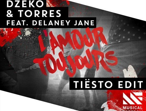 Tiesto Dzeko & Torres feat. Delaney Jane Massive Dance Radio