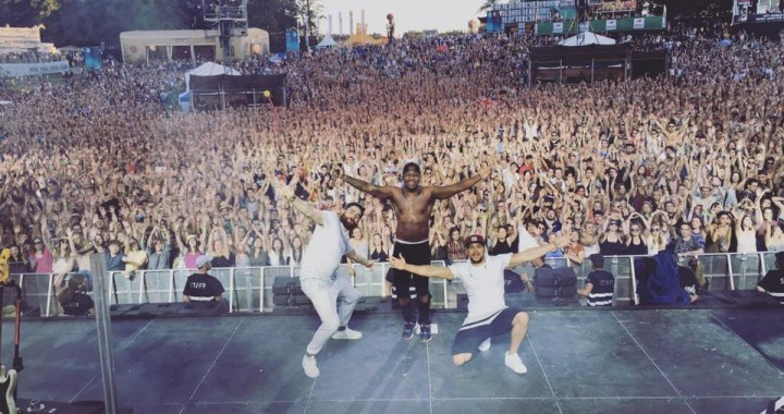 Rudimental Massive Dance Radio